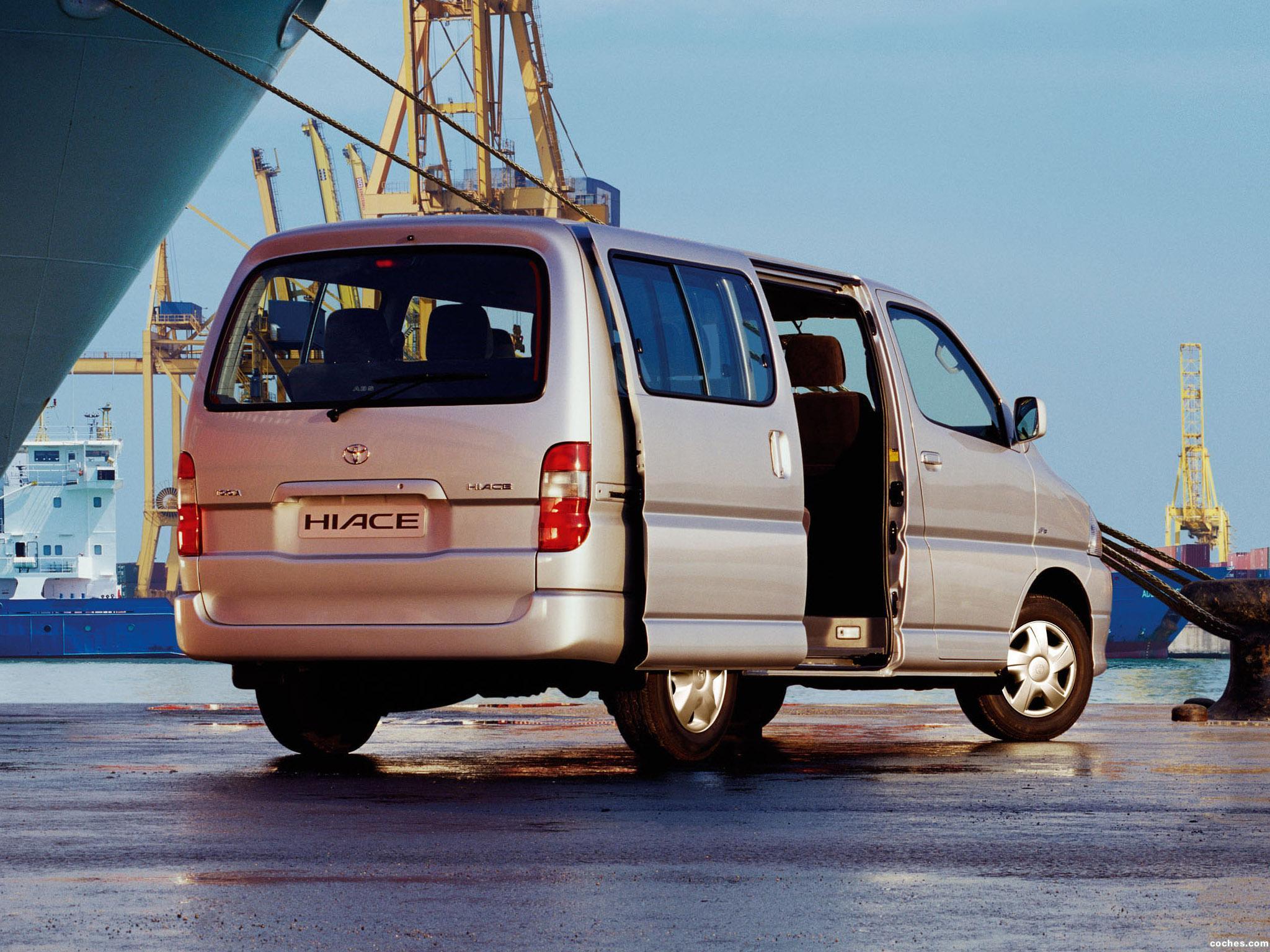 Foto 1 de Toyota Hiace 2006