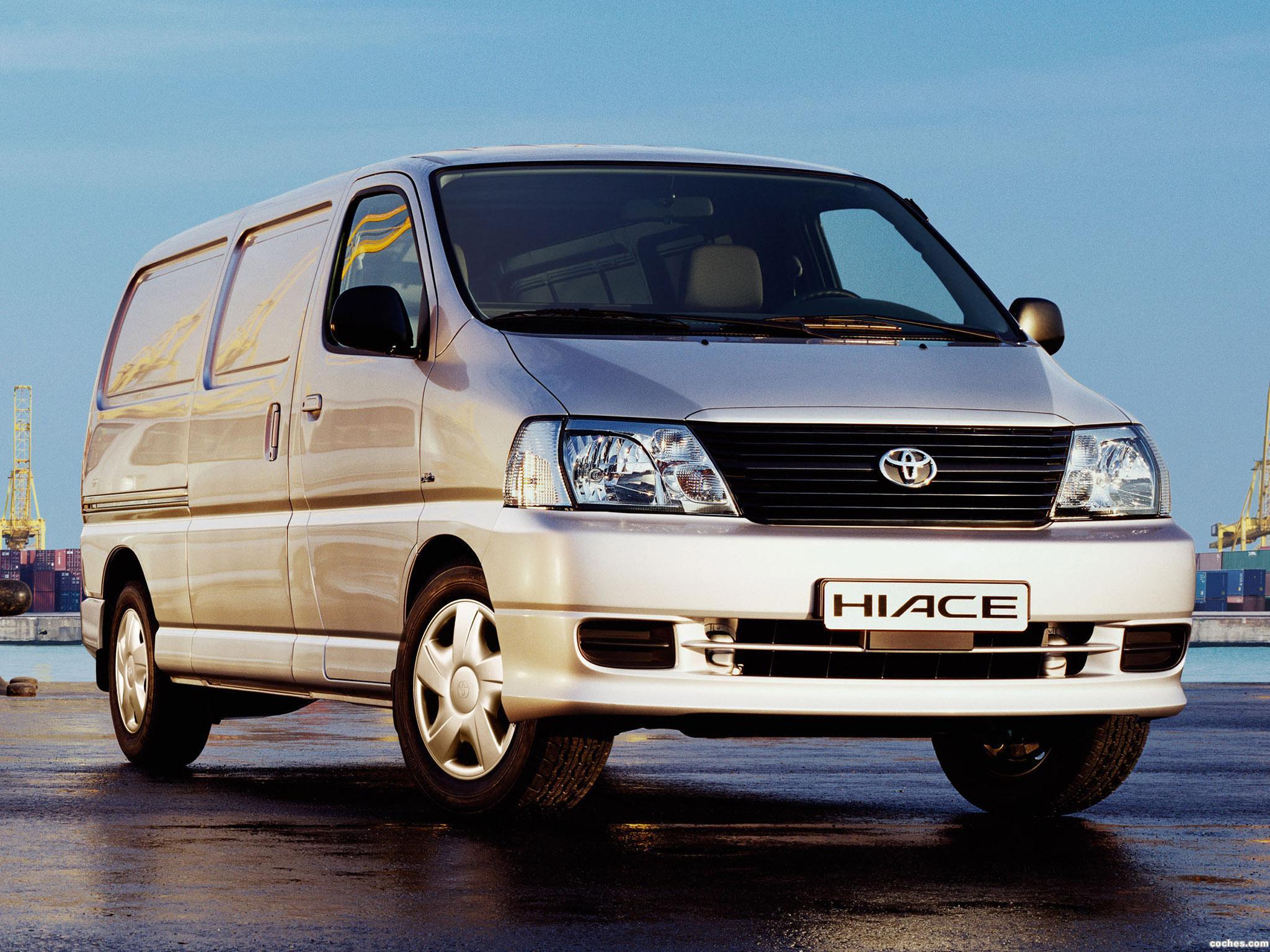 Foto 0 de Toyota Hiace 2006