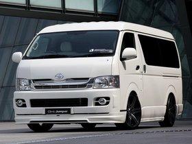 Ver foto 1 de Toyota Hiace Alflex 2013