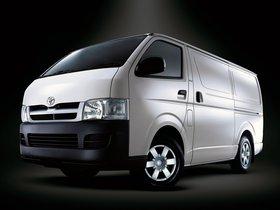 Ver foto 6 de Toyota Hiace LWB Van 2004