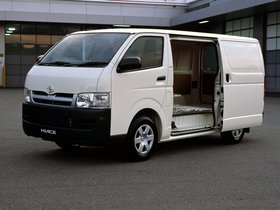 Ver foto 5 de Toyota Hiace LWB Van 2004