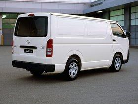 Ver foto 4 de Toyota Hiace LWB Van 2004