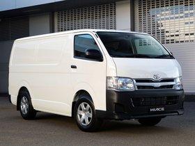 Fotos de Toyota Hiace
