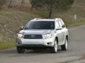 Ver foto 8 de Toyota Highlander 2008