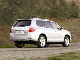 Ver foto 7 de Toyota Highlander 2008