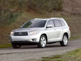 Ver foto 6 de Toyota Highlander 2008