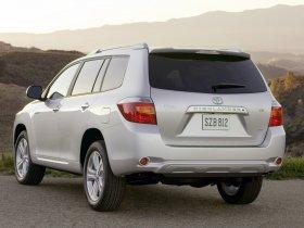 Ver foto 4 de Toyota Highlander 2008