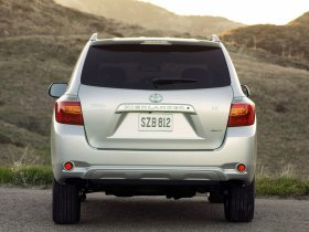 Ver foto 3 de Toyota Highlander 2008