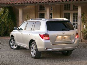 Ver foto 2 de Toyota Highlander 2008