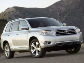 Ver foto 1 de Toyota Highlander 2008