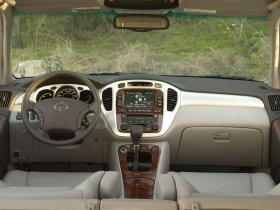 Ver foto 15 de Toyota Highlander Hybrid 2005