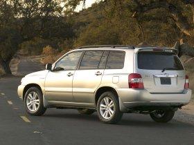 Ver foto 6 de Toyota Highlander Hybrid 2005