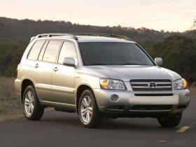 Ver foto 4 de Toyota Highlander Hybrid 2005