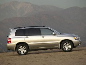 Ver foto 2 de Toyota Highlander Hybrid 2005