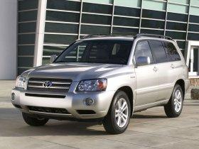 Fotos de Toyota Highlander Hybrid 2005