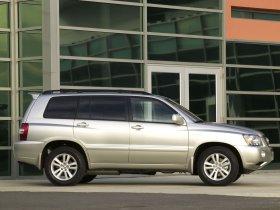 Ver foto 14 de Toyota Highlander Hybrid 2005
