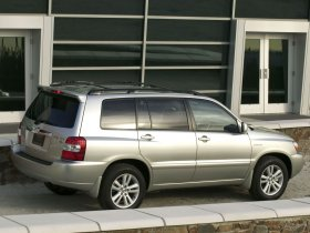 Ver foto 12 de Toyota Highlander Hybrid 2005