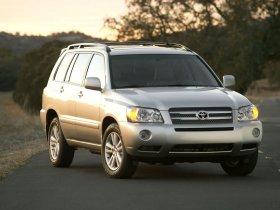 Ver foto 9 de Toyota Highlander Hybrid 2005