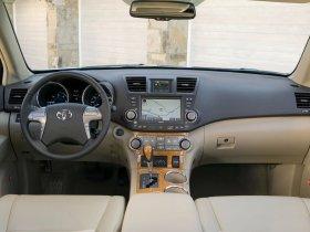 Ver foto 8 de Toyota Highlander Hybrid 2008