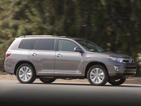 Ver foto 10 de Toyota Highlander Hybrid USA 2010