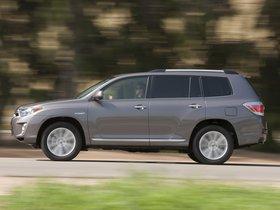 Ver foto 9 de Toyota Highlander Hybrid USA 2010