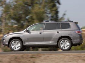 Ver foto 6 de Toyota Highlander Hybrid USA 2010