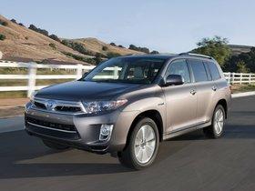 Ver foto 5 de Toyota Highlander Hybrid USA 2010