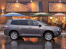 Ver foto 4 de Toyota Highlander Hybrid USA 2010