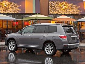 Ver foto 3 de Toyota Highlander Hybrid USA 2010