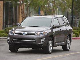 Ver foto 2 de Toyota Highlander Hybrid USA 2010