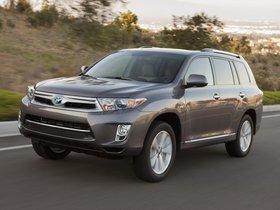Ver foto 1 de Toyota Highlander Hybrid USA 2010
