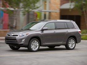 Ver foto 17 de Toyota Highlander Hybrid USA 2010