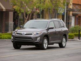Ver foto 16 de Toyota Highlander Hybrid USA 2010