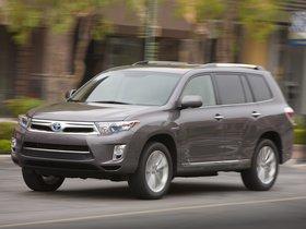 Ver foto 15 de Toyota Highlander Hybrid USA 2010