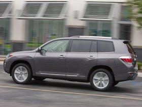 Ver foto 14 de Toyota Highlander Hybrid USA 2010