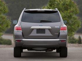 Ver foto 13 de Toyota Highlander Hybrid USA 2010