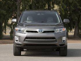 Ver foto 12 de Toyota Highlander Hybrid USA 2010