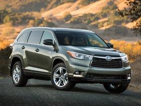 Ver foto 9 de Toyota Highlander Hybrid 2013