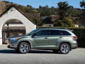 Ver foto 7 de Toyota Highlander Hybrid 2013