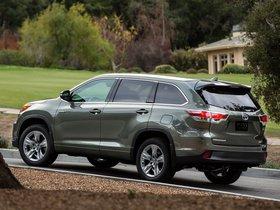 Ver foto 6 de Toyota Highlander Hybrid 2013