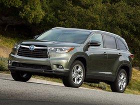 Ver foto 5 de Toyota Highlander Hybrid 2013