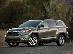 Ver foto 4 de Toyota Highlander Hybrid 2013