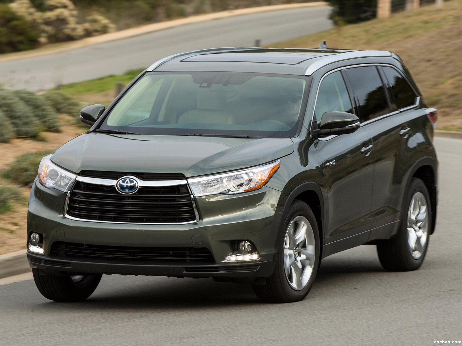 Foto 0 de Toyota Highlander Hybrid 2013