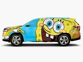 Ver foto 3 de Toyota Highlander Spongebob Squarepants Concept 2013