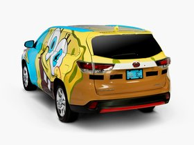 Ver foto 2 de Toyota Highlander Spongebob Squarepants Concept 2013