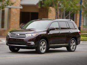 Ver foto 2 de Toyota Highlander USA 2010