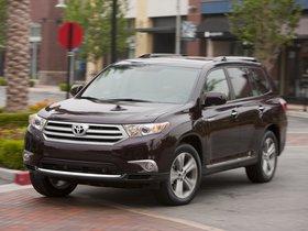 Ver foto 1 de Toyota Highlander USA 2010