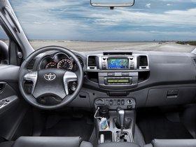 Ver foto 4 de Toyota Hilux 2011