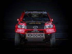 Ver foto 3 de Toyota Hilux Dakar Rally 2016