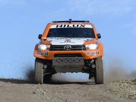 Ver foto 22 de Toyota Hilux Dakar Rally 2016